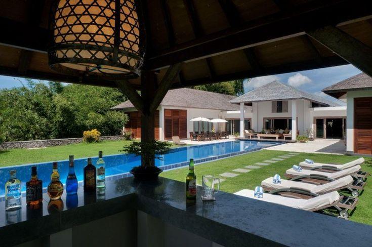 Villa Les Reizieres in Bali, Indonesia