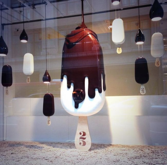 HappyModern.RU | 120  фото Фееричные витрины магазинов — Лондон, Париж, Нью-Йорк | http://happymodern.ru