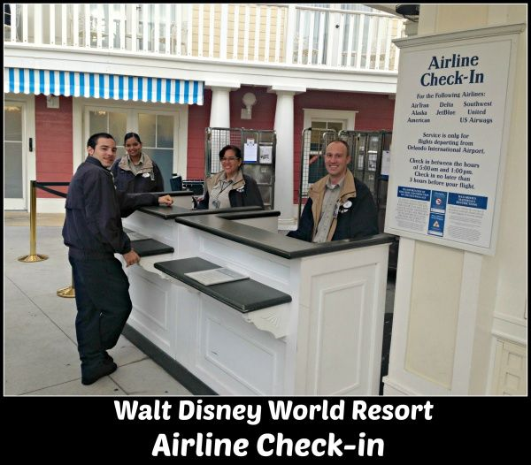 Pam talks about the Walt Disney World Resort Airline Check-in, one of the great perks for onsite guests!  http://www.themagicforless.com/tmflblog/2014/02/disney-resort-airline-check-in/  #WaltDisneyWorld #DisneyWorld #WaltDisneyWorldResorts