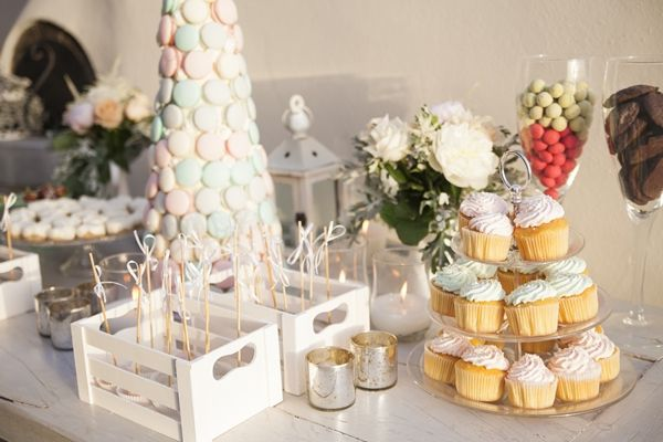 Put some creativity in the food and dessert for your wedding. Have a buffet that will definitely please everyone | Destination luxury wedding