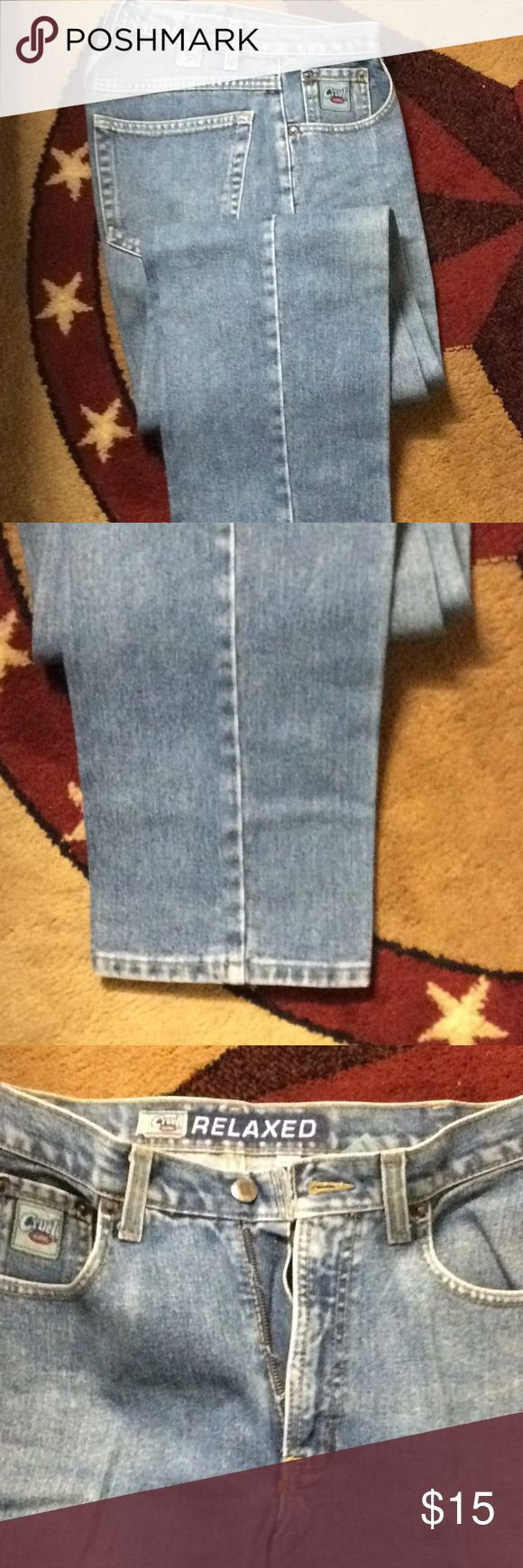 Cruel Girl Jeans Good condition , size 5, relaxed fit Cruel Girl Jeans