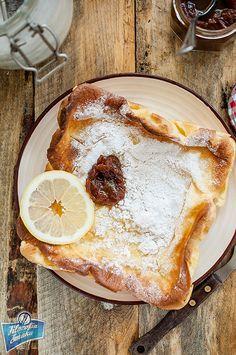 David Eyre's Pancake, pieczony naleśnik