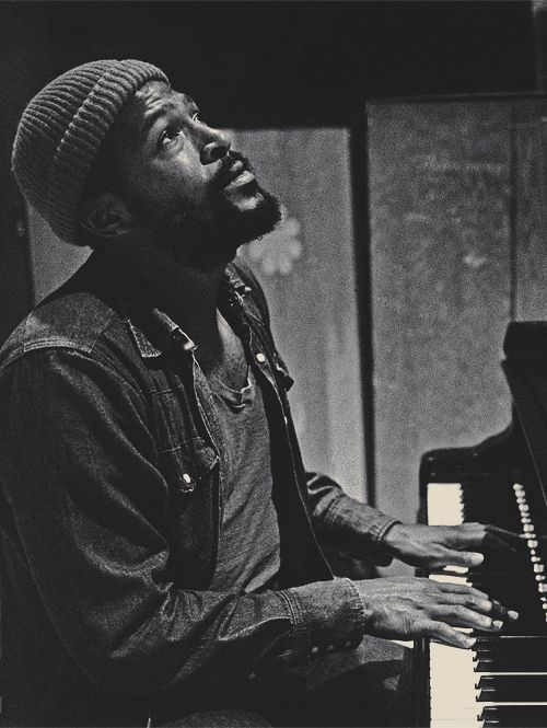 Rest in Peace, Marvin Gaye (April 2, 1939 - April 1, 1984)