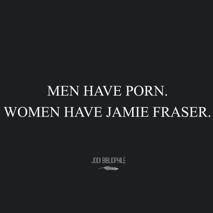Outlander - Jamie Fraser ❤ MEN HAVE PORN. WOMEN HAVE JAMIE FRASER.