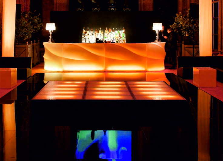 BARAONDA bar by MYYOUR www.myyour.eu  #baraonda #bar #poleasy #light #night #waterproof #outdoor #design #interior #furniture #famous #madeinitaly