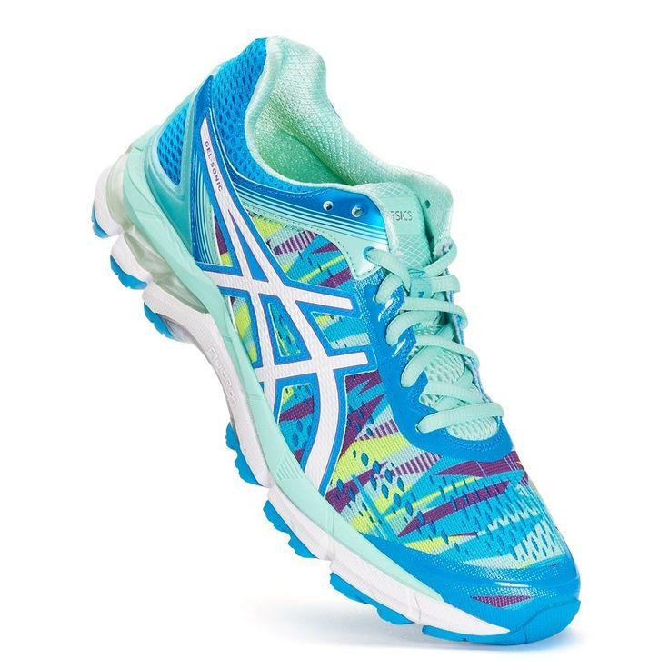 ASICS GEL-Sonic Women's Running Shoes, Size: 6.5, Light Blue