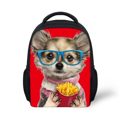 Adorable Cute Animal Mini 3D Children's Backpack 6 Colors