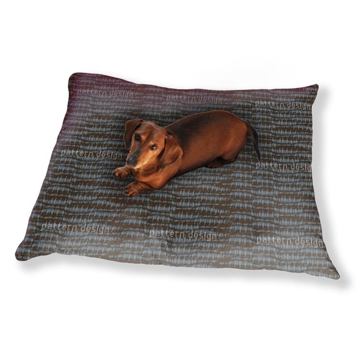 Uneekee Reptilio Dog Pillow Luxury Dog / Cat Pet Bed