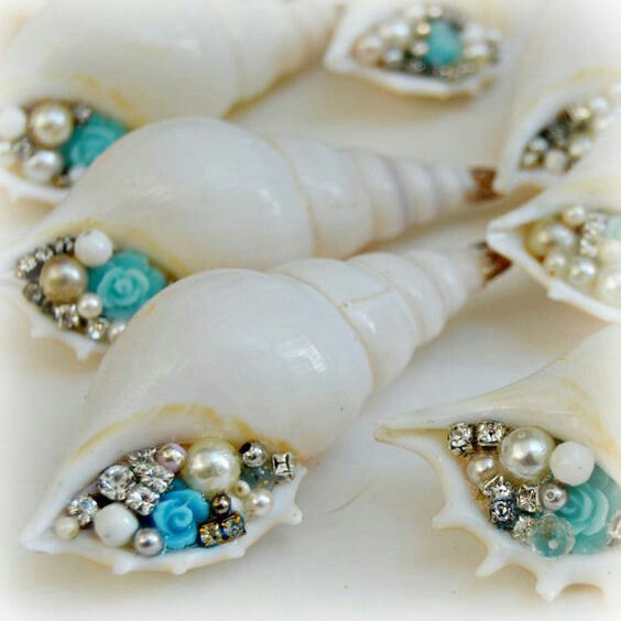 Gorgeous I Absolutely Love Seashell And Coastal Crafts