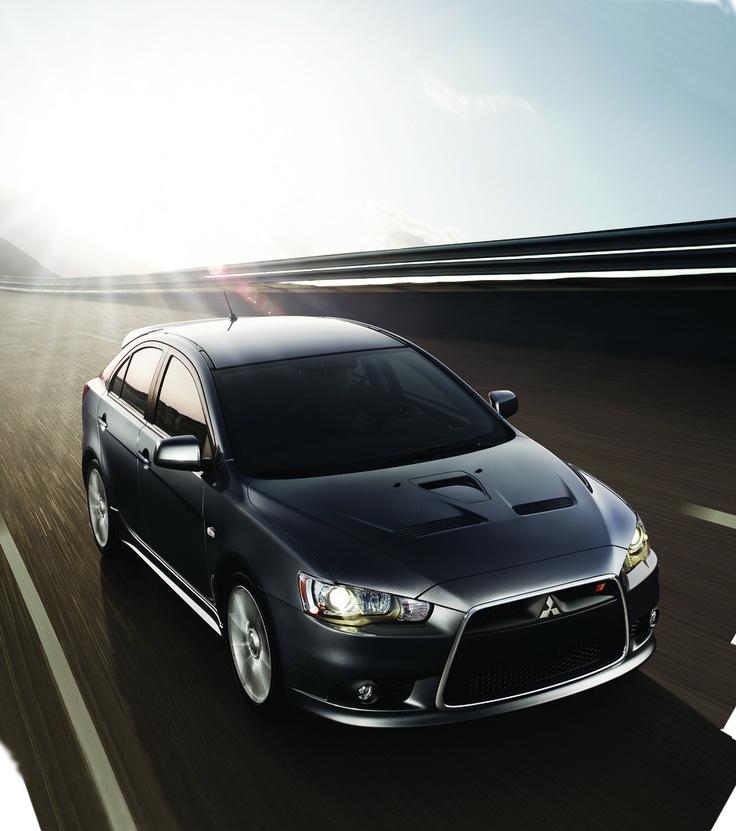 """""""2010 Mitsubishi Lancer Sportback RalliArt"""" by Mitsubishi Motors Canada"""