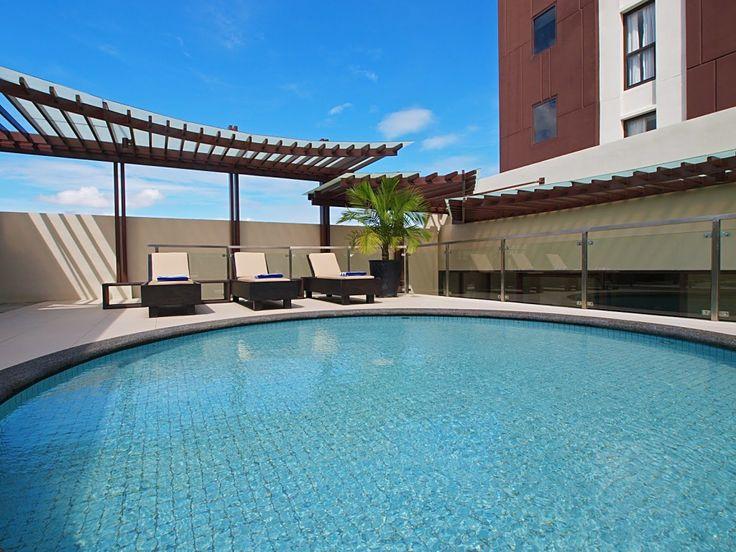 Seda Hotel Pool - Seda Hotel Centrio Cagayan de Oro