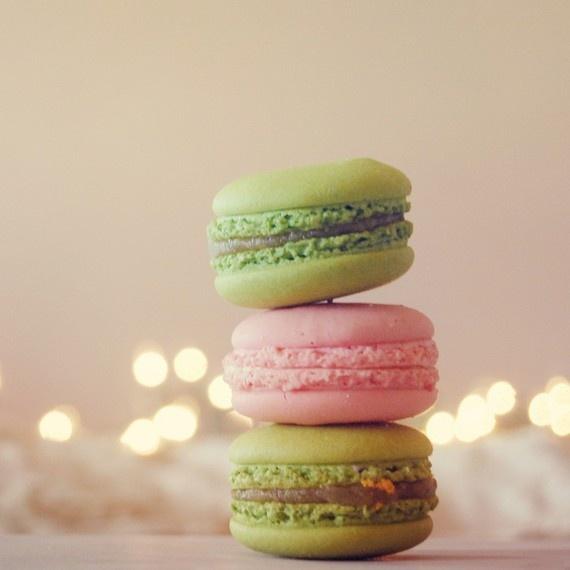 #macarons #idea #merenda #originale #ospiti #IlVizietto