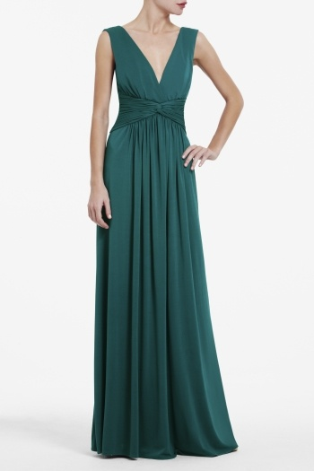 Actually, I have a thing about mom's wearing long dresses--and I think I already own this dress!