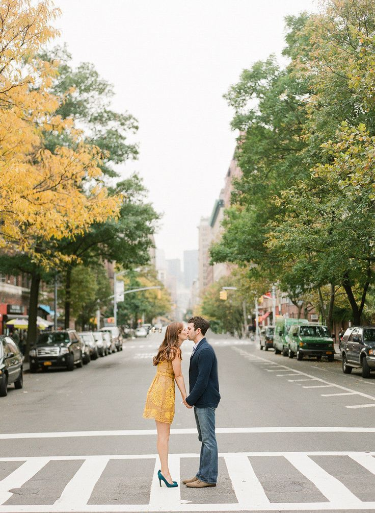 New York City Anniversary Shoot from Bryce Covey Photography Read more - http://www.stylemepretty.com/new-york-weddings/2013/04/10/new-york-city-anniversary-shoot-from-bryce-covey-photography/