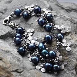 Perły- Misterna bransoletka - Bransoletki - Biżuteria w ArsNeo