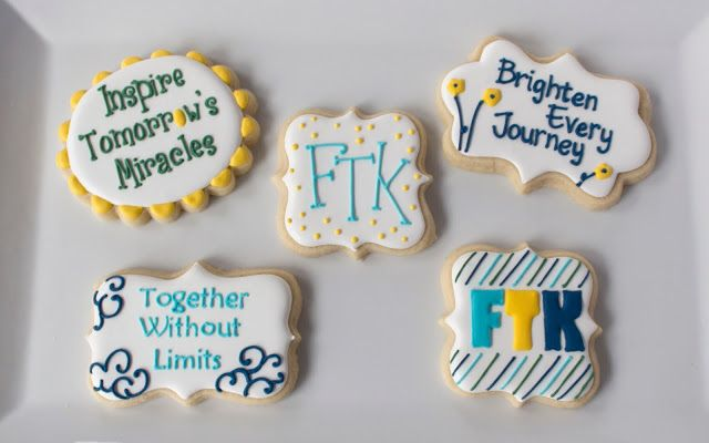 "PSU ""THON"" Cookies 