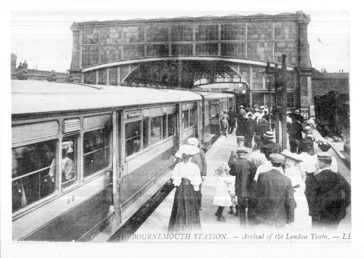 Bournemouth Central Station