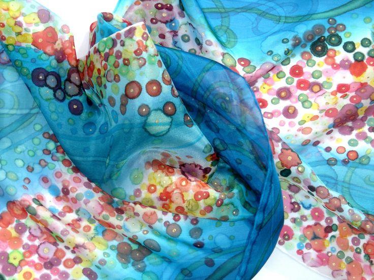 TAFA: The Textile and Fiber Art List | Selyemrét