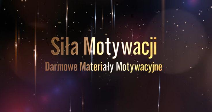 Siła Motywacji to konkretna dawka wartościowej, motywacyjnej wiedzy, która daje do myślenia. Michał Wawrzyniak po raz kolejny trafił w sedno i w sposób dosadny pokazuje, że większość z nas robi po prostu za mało, aby odnieść sukces. https://www.youtube.com/watch?v=NFyYjaczzBQ