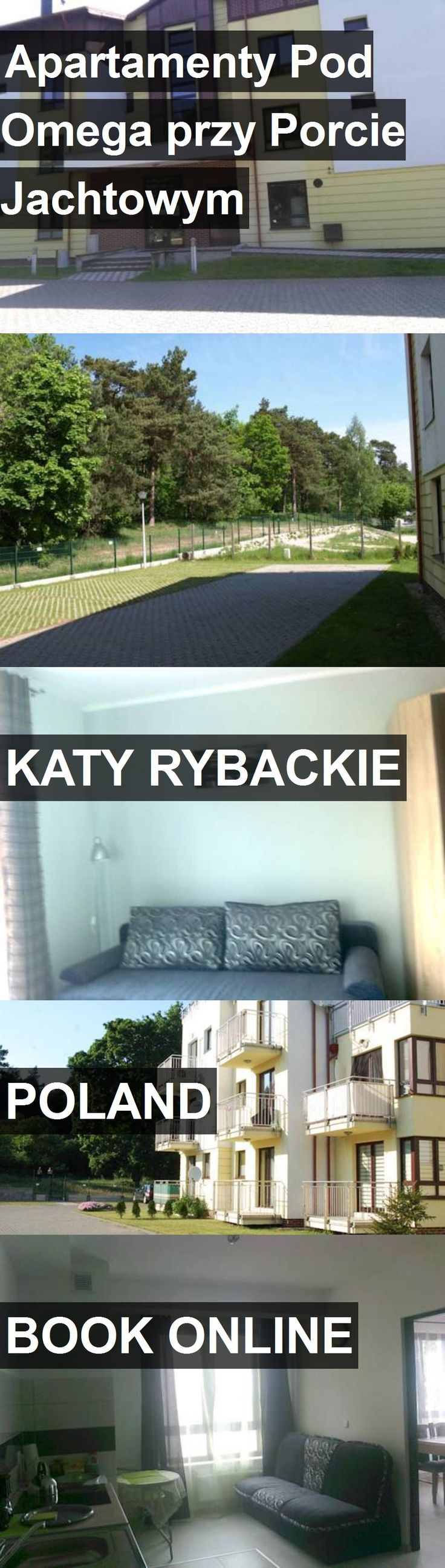 Hotel Apartamenty Pod Omega przy Porcie Jachtowym in Katy Rybackie, Poland. For more information, photos, reviews and best prices please follow the link. #Poland #KatyRybackie #travel #vacation #hotel