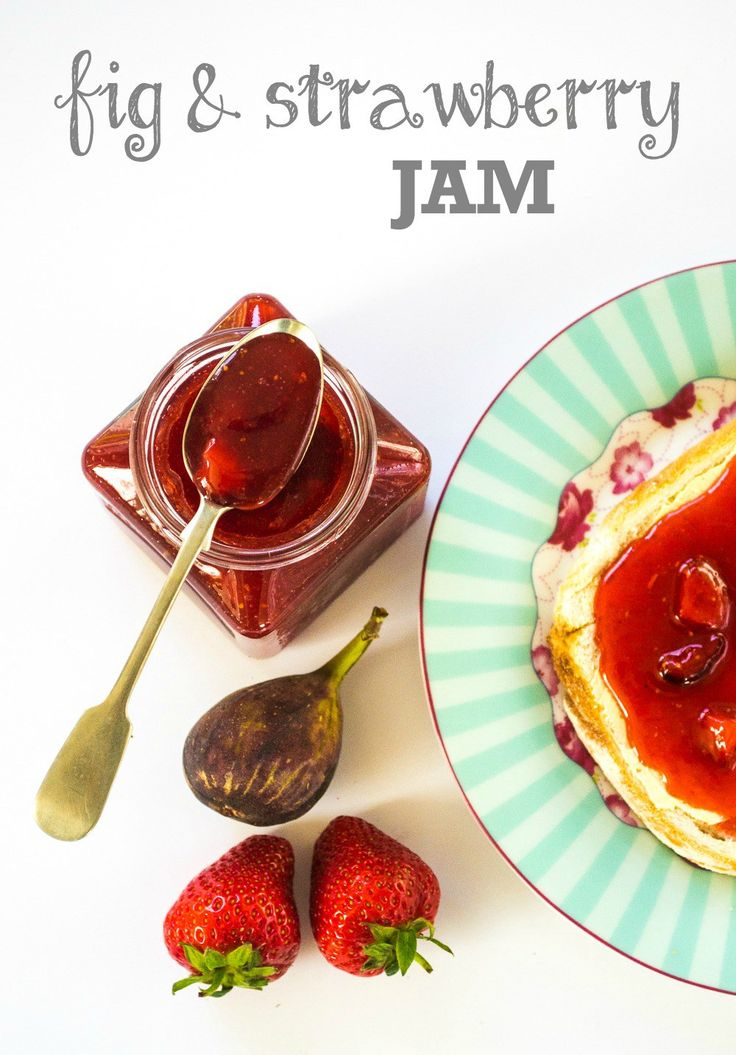 1000+ ideas about Strawberry Fig Preserves on Pinterest ...