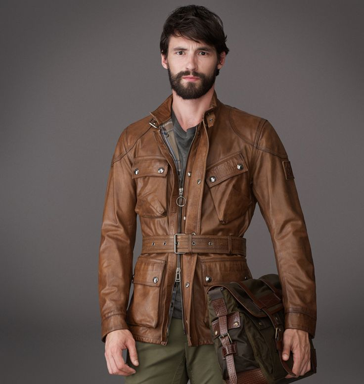 THE PANTHER JACKET on Belstaff