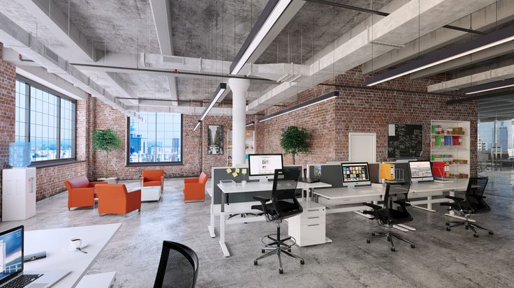 Want to keep traditional office roots in your office architecture? No problem, you can still make it look exciting using colour and height adjustable desks.  https://jpofficeworkstations.typeform.com/to/N4rKNA