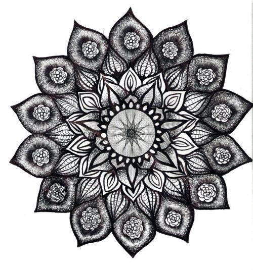mandala; Looks like one I would make.
