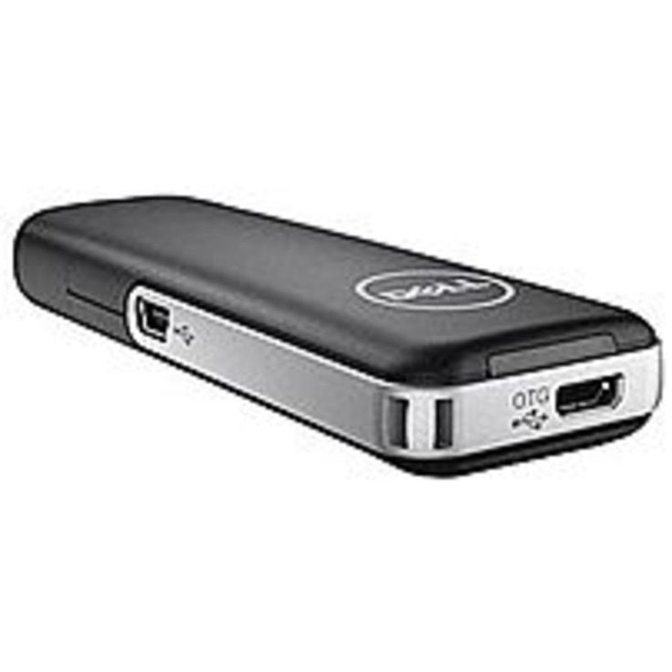 WYSE 909575-01L CSA13 Cloud Connect Ultra Small Mobile Thin Client - Cortex-A9 ARM Dual-Core Processor - 1 GB RAM - Black