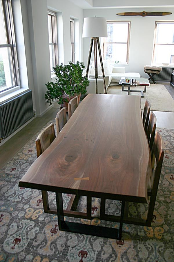 1000 Ideas About Live Edge Table On Pinterest Wood Slab
