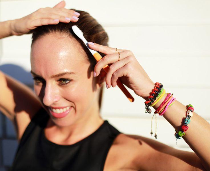 13 Trucos inteligentes para las chicas que se planchan el cabello