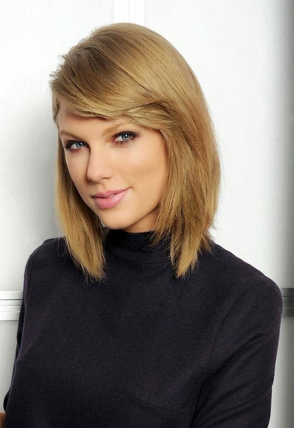 La melena de Taylor Swift es casi una marca registrada. Imposible no fantasear por un minuto con el cambio de look...