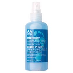 Peppermint Cooling Foot Spray - Foot Care