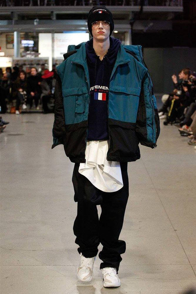Vetements Fall 2017 Menswear Collection Photos - Vogue