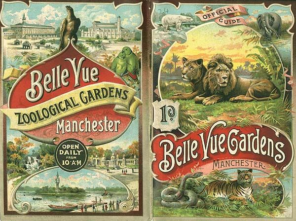 Belle Vue Zoo Manchester I used to go there as a child in the school holidays. Still miss it.