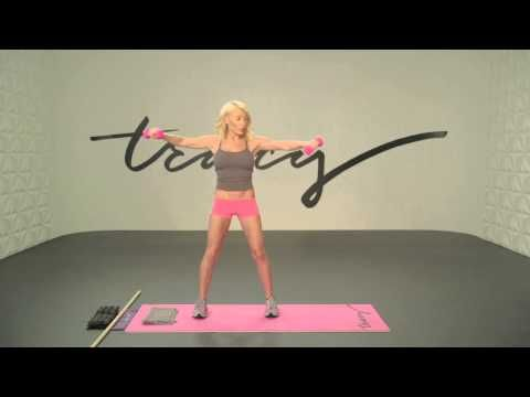 Tracy Anderson's 15 minutes workout