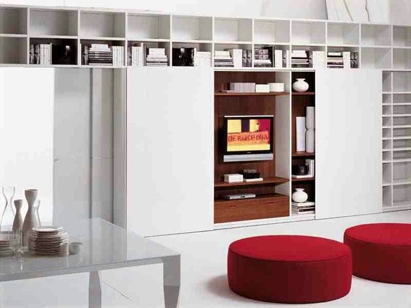Find This Pin And More On Bibliothèque Et Rangement   Wall Unit And Storage.