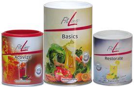Basic: Vitaminas y Nutrientes Activize: Energía y Quema Grasas Restorate: Minerales y Descanso  Todo junto aporta lo que tu cuerpo necesita para un correcto funcionamiento.  www.6294390.well24.com