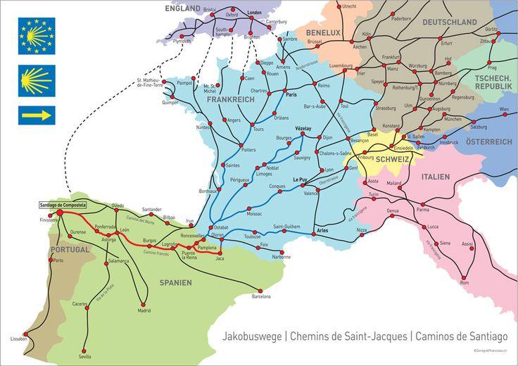 http://www.pilgern.ch/pilgern/Jakobsweg-Europa-Karte.jpg