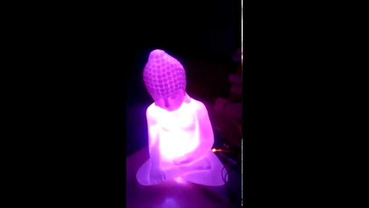 Buddha Mood-Lamp (NLP) with Arduino