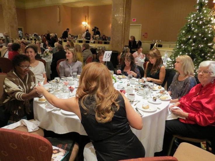 the elegant tables