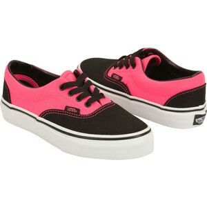 Buy pink and black vans shoes 51a29ef79