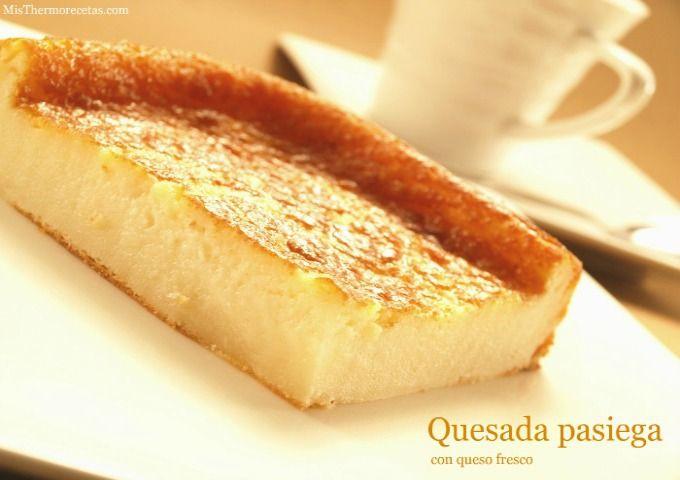 Quesada Pasiega - MisThermorecetas.com