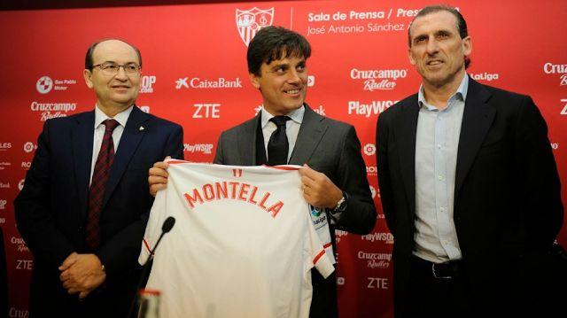 Bolacasino88.com -  Vincenzo Montella  telah resmi diperkenalkan sebagai pelatih baru Sevilla. Klub La Liga ini merupakan klub yang cocok ...