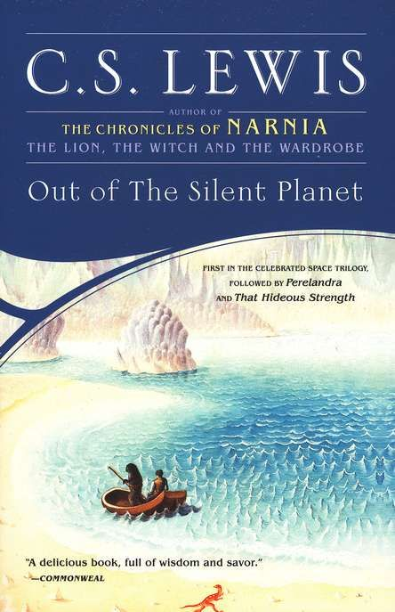 Out of the Silent Planet, Space Trilogy Series: C.S. Lewis: 9780743234900 - Christianbook.com