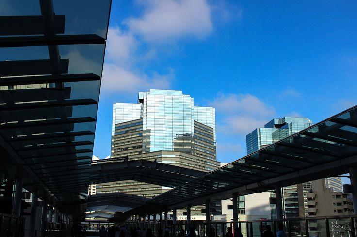 at neer Osaki station , Tokyo Japan