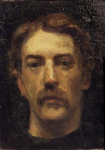 Ferenczy, Self-portrait, 1906