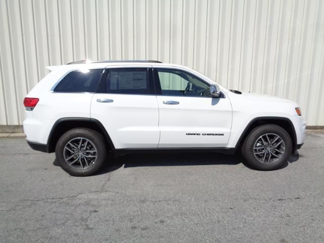 New-2018-Jeep-Grand Cherokee-Limited
