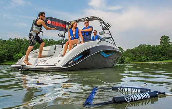 Yamaha Jet Boats for sale at Texas Marine
