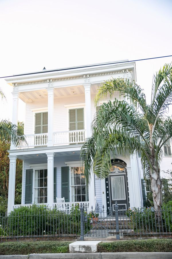 Charming Southern Home - Garden District - New Orleans Travel Diaries